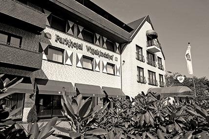 Geschichte parkhotel wittekindshof for Hotel dortmund wambel