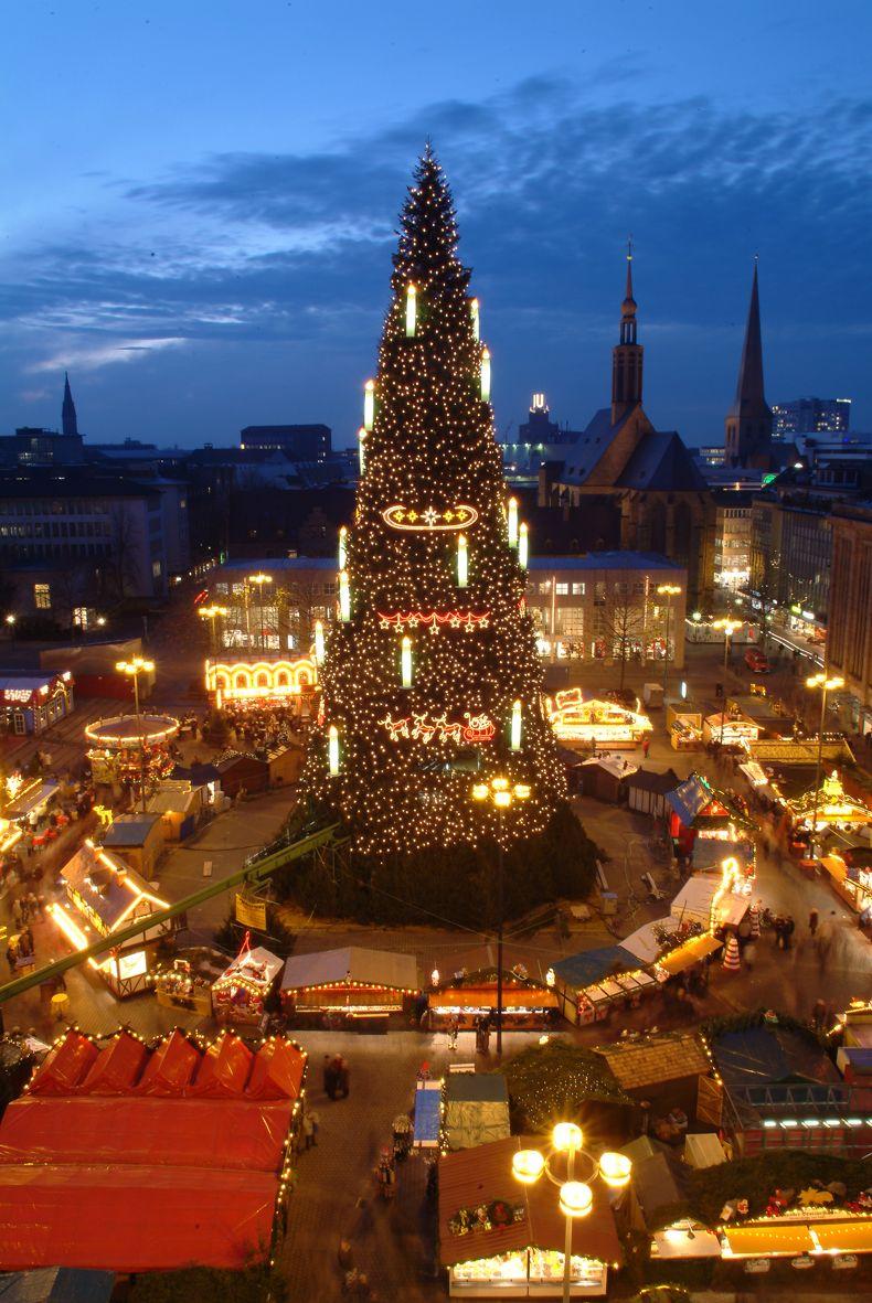 Dortmund Weihnachtsmarkt.Weihnachtsmarkt Dortmund Parkhotel Wittekindshof