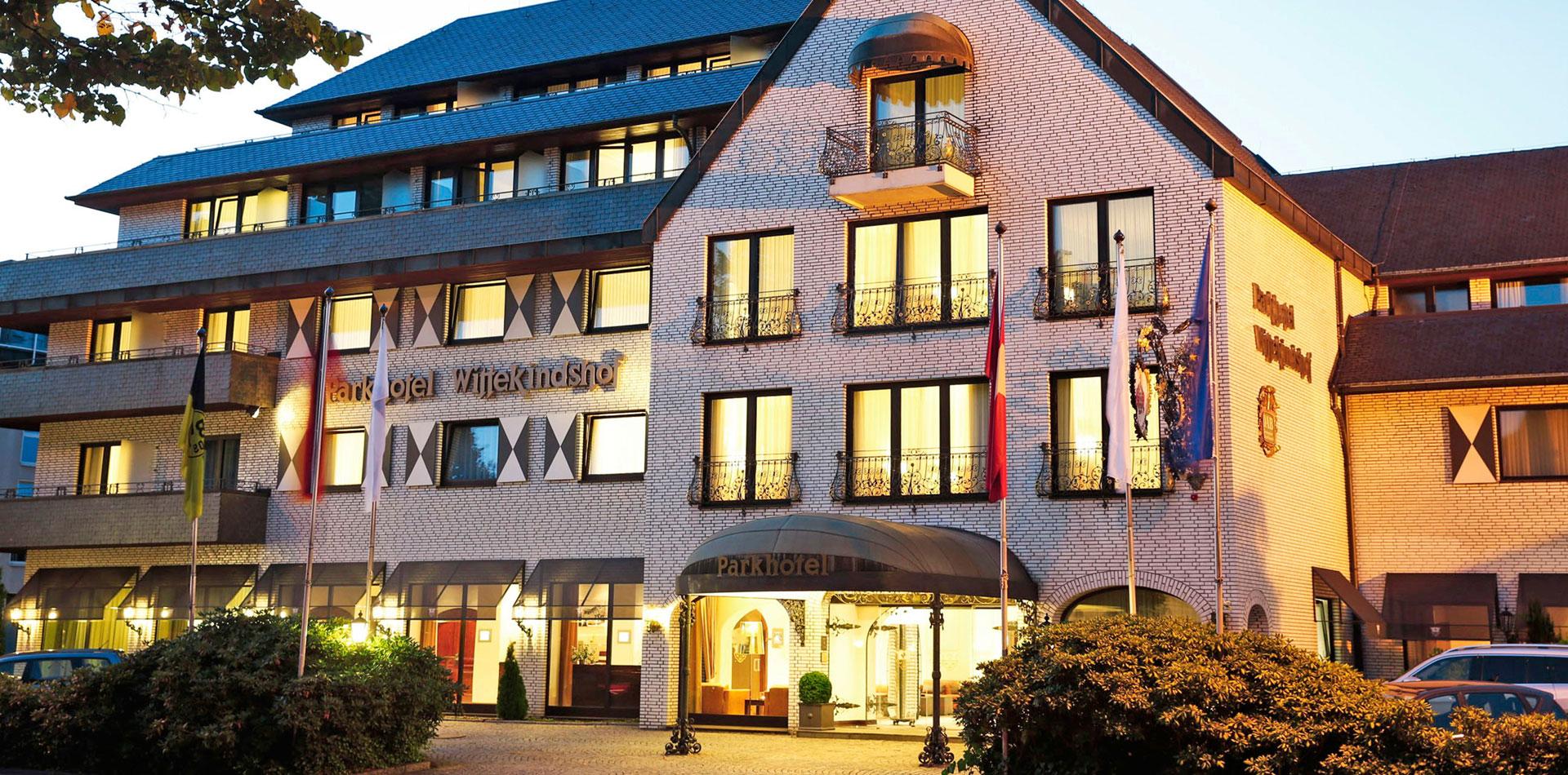 Weihnachtsessen Dortmund.Parkhotel Wittekindshof In Dortmund Zentral Persönlich Herzlich